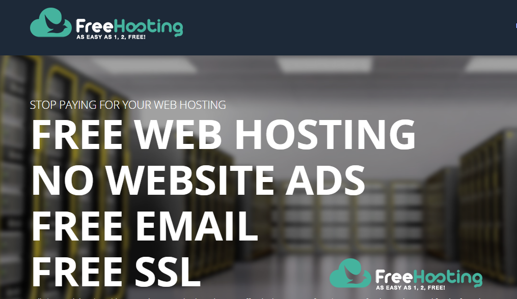 START YOUR FREE HOSTING NOW !